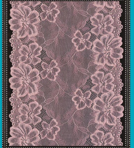 Eco Friendly Dyeing Stretch Lace (with oeko-tex standard 100 certification) pictures & photos