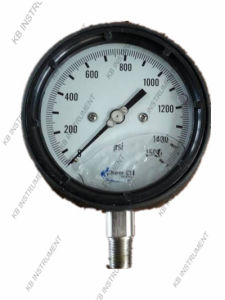 High Quality Process Connection Tube Manometer pictures & photos