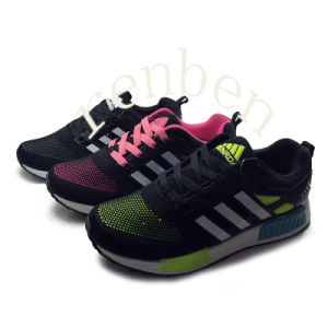 New Arriving Hot Popular Women′s Sneaker Casual Shoes pictures & photos