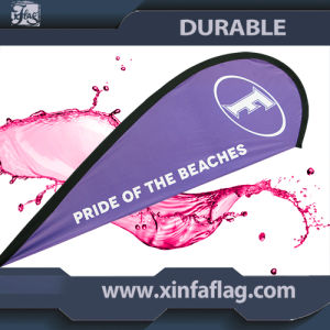 Advertising Flag Banners/Display Beach Banner Flag/Advertisement Flying Banner pictures & photos