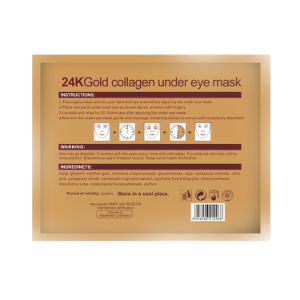 Anti Wrinkle Eye Bag Dark Circle Eye Pad Mask pictures & photos