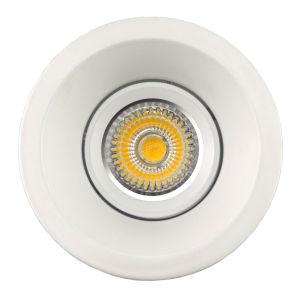 Die Casting Aluminum GU10 MR16 Round Tilt Recessed LED Spotlight (LT1206) pictures & photos