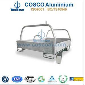 Aluminum/Aluminium Extruded Truck Tray Body pictures & photos
