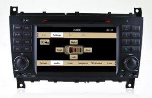 Car Audio With TMC DVB-T for M. Benz CLC (2008-2010) (MPEG4) gps player pictures & photos