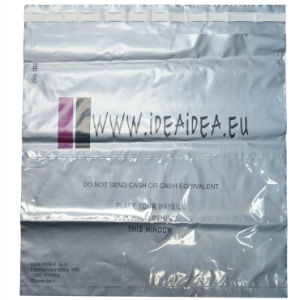 Custom Printed LDPE Courier Plastic Bags for Garments (FLC-8608) pictures & photos
