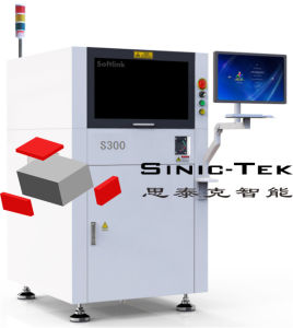 PCB Air-Cooled Laser Marking Machine pictures & photos