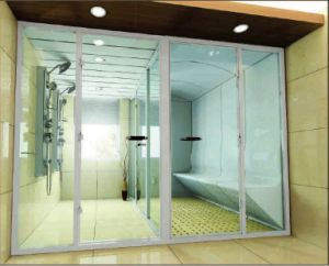 Luxurious Two in One 6 Persons Steam Shower Room (6A) pictures & photos