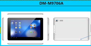 16GB Quad Core Cortex-A7 1.5GHz Android Tablet Computer/PC with 3D 1080P HD Camera