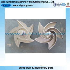 Flowserve Pump Stainless Steel Centrifugal Pump Impeller pictures & photos