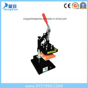 High Quality Logo Heat Press Machine with Ce pictures & photos