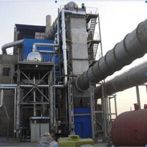 Ferro-Silicon Alloy Submerged Arc Furnace Exhaust Gas Boiler