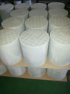 Sic DPF Diesel Particulate Filter for Exhaust Purification pictures & photos