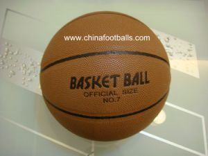 Leather Basketball (XBU-730)