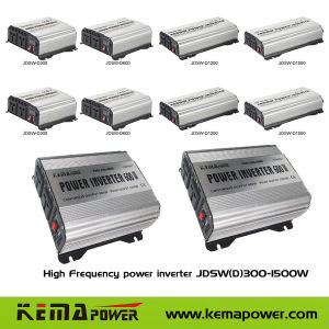 Jdsw300 (D) -1500 (D) High Frequency Power Inverter pictures & photos