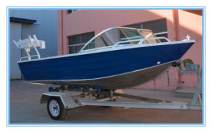 4.2m Aluminum Runabout Fishing Boat with Ce Certification pictures & photos