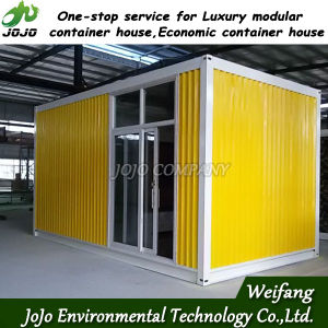 Fabricating Top Quality Container Home