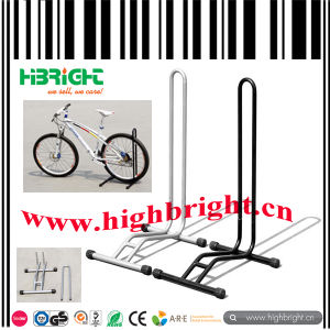 Steel Wire Collapsible Bike Parking Rack pictures & photos