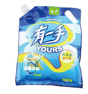 China OEM Prodction Detergent Washing Powder
