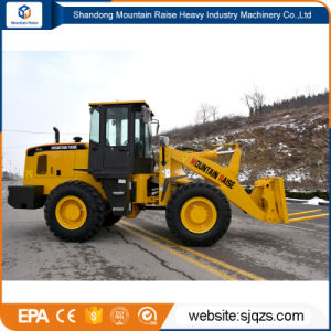 Ce Approved Front End 3 Ton Wheel Loader pictures & photos