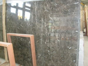 New Dark Emperador Brown Marble Slabs for Wall Flooring Countertops pictures & photos