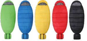 Torpedo Sleeing Bag with a Hood pictures & photos