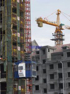 Hongda Group 4~25ton Load Tower Crane pictures & photos