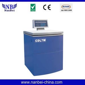 Cdl7m Large Capacity Refrigerated Centrifuge pictures & photos
