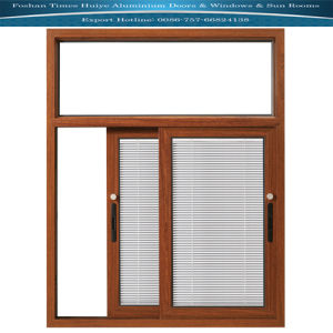 Aluminum Shutter Window with Different Design as You Like pictures & photos