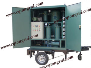Mobile Transformer Oil Purification and Filtration Equipment (ZJA-L)