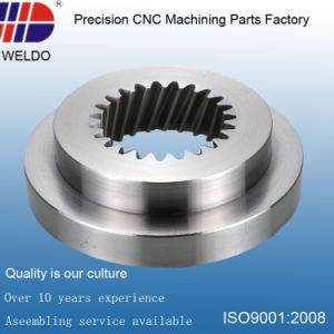 OEM Stainless Steel Precision CNC Lathe Turning Machinery Parts pictures & photos