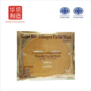 Skin Care Effective Anti-Wrinkle Gold Bio-Collagen Facial Mask