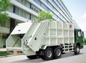 New Sinotruk HOWO 10-18 M3 Garbage Truck (QDZ5161ZYSZH) pictures & photos