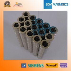 Permanent Ring Neodymium Magnet with ISO9001 pictures & photos