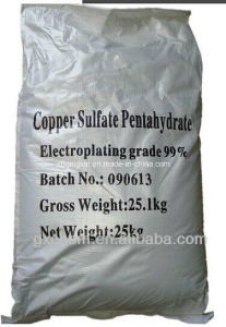 Fertilizer Grade/Feed Grade Copper Sulphate 98%/ Copper Sulfate 98% pictures & photos