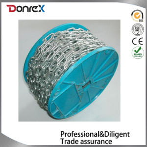 DIN 763 Galvanized Long Link Chain From Factory pictures & photos