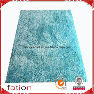 Ultra Soft Area Rug Handmade Plain Shaggy Carpet for Home pictures & photos
