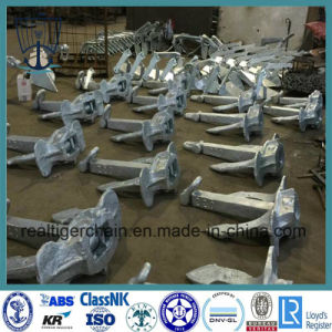 Casting Steel Stockless Ship Hall Anchor Type a B C pictures & photos