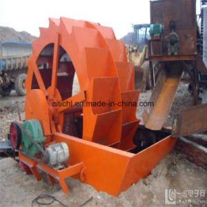 Wheel Bucket Sand Washing Washer/Stone Washer pictures & photos