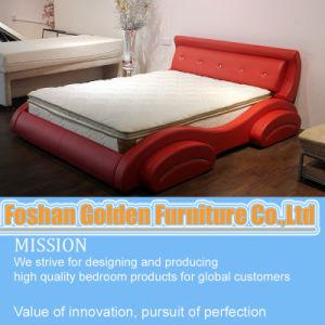 High Grade European Style Bed pictures & photos