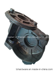 Aluminum Precision Die Casting for Engine Components (LZ005)