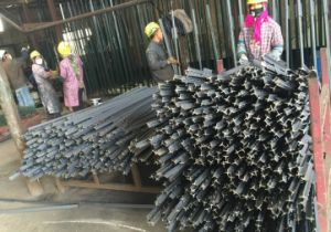 Solar Energy Hot DIP Galvanized Ground Screw pictures & photos