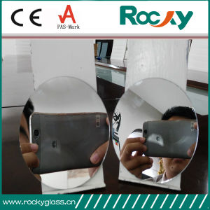 Rocky Factory Produce 1.3mm 1.5mm 1.8mm 2mm Magnify Mirror Make up Concave Mirror pictures & photos