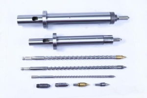 Injection Single Bimettalic Alloy Screw Barrel pictures & photos