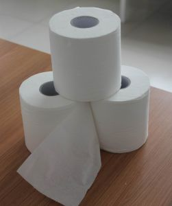 Tissue Paper Roll Recycled or Virgin pictures & photos