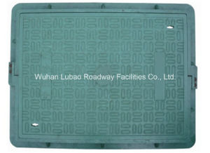 En124 B125 Square SMC/BMC Telecom Manhole Cover