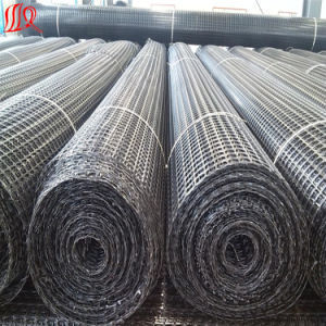 Biaxial Geogrid Is Used for The Beds pictures & photos