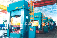 Hjy27-630 Single-Action Hydraulic Press Machine pictures & photos