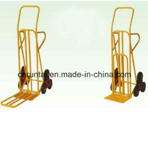 China Popular Competitive Price Climb Stairs Hand Trolley pictures & photos
