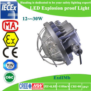 30W LED Explosive Proof Light with Atex Approval