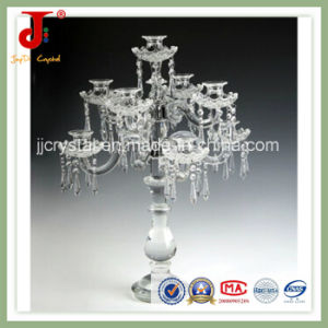Candle Holder for Crystal Material Jd-Ca-305 pictures & photos